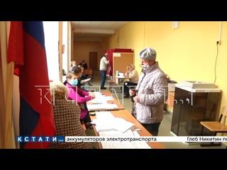 Обработано уже более 99% бюллетеней на выборах в Г...