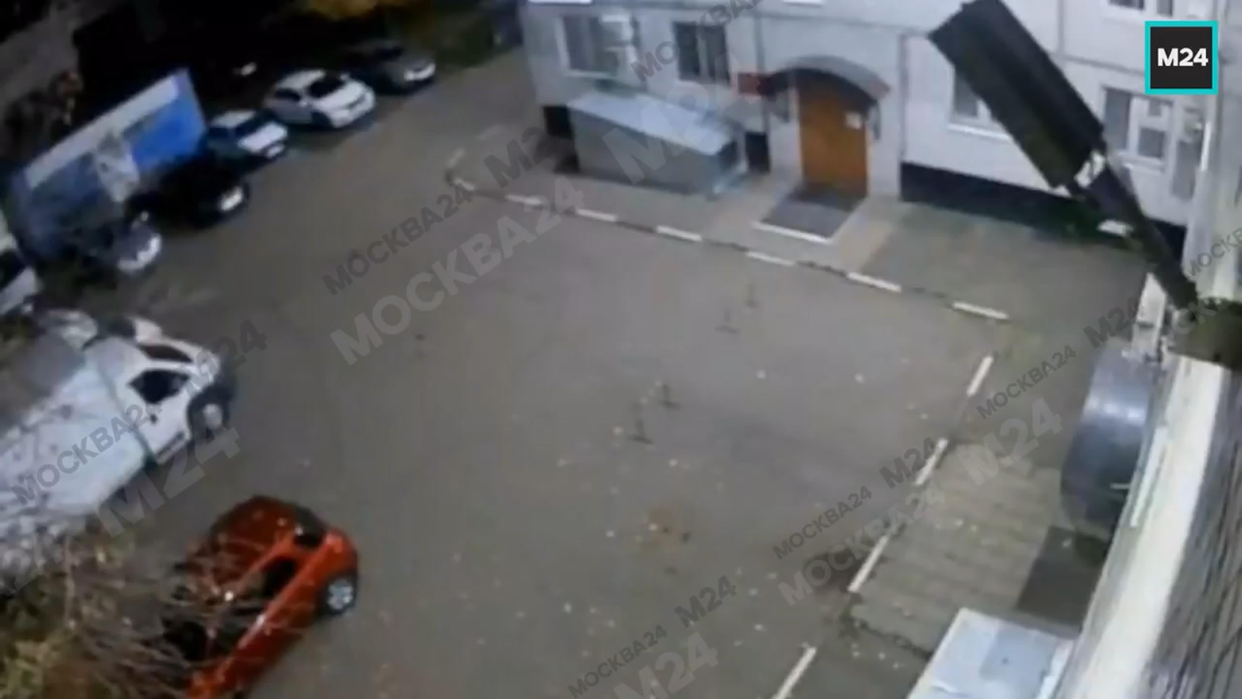 В Алтуфьево ночью орудует «автоманьяк» и калечит чужие автомобили