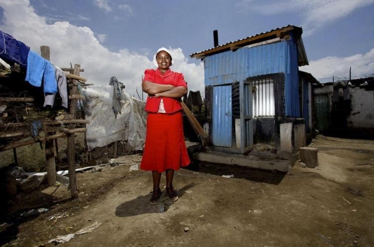 Как выглядят туалеты богачей и бедняков в разных странах мира, изображение №1