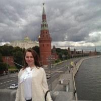 Фотография Юлии Юрзановой