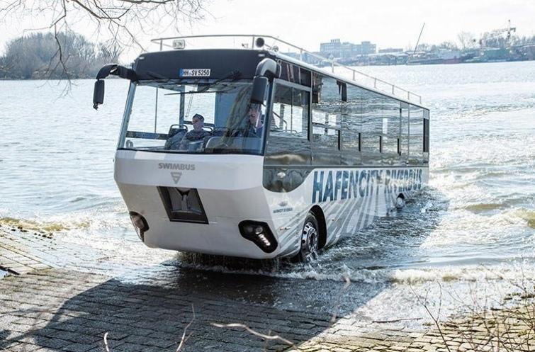 10 необычные видов транспорта, которые можно встретить в реальном путешествии, изображение №6