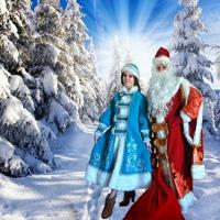 Дед Мороз и Снегурочка Тамбов