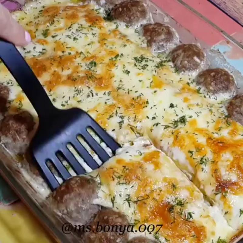 Сливочный картофель