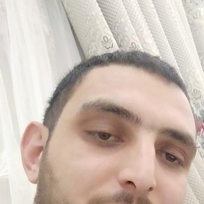 Салман, 30, Moscow