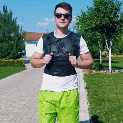 Roman, 21, Donetsk