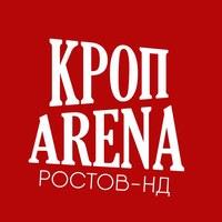 Логотип КРОП ARENA Ростов