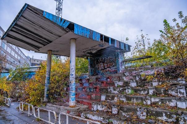 Для многих нижегородцев стадион Водник - знаковое ...