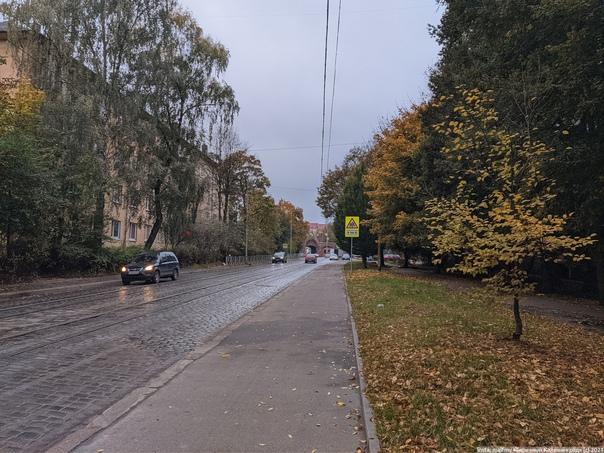 В Калининграде на следующей неделе ожидается прохл...