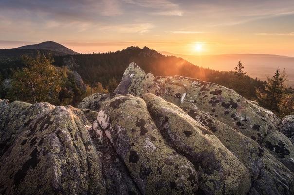 Национальный парк Таганай, Южный УралФотограф: [id...