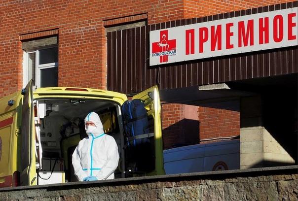 Больниц Петербурга возвращаются к коронавирусуКоро...