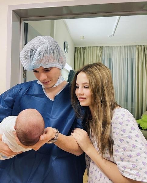 Жена сына Валерии рассказала об ощущених во время родов: