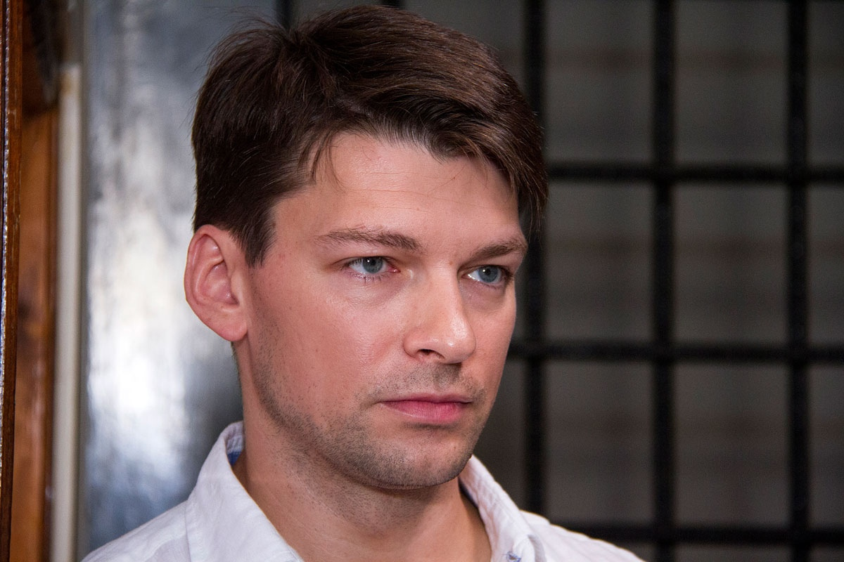 Сегодня день рождения отмечает Страхов Даниил Александрович.