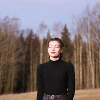 Фотография Лены Поповой