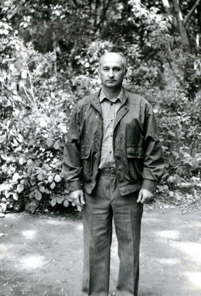 Николай Зуботарёв