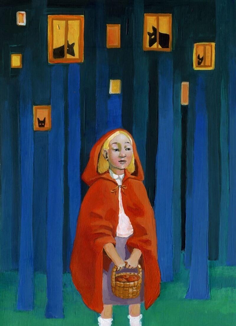 Кристина Бернаццани живет в маленьком итальянском городке Роббьяте.