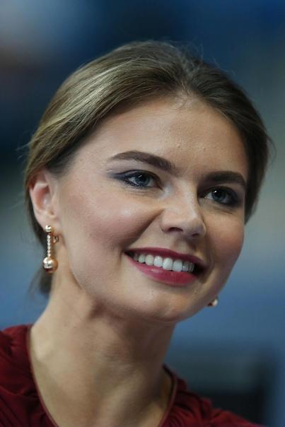 Александра Солдатова прокомментировала Алина Кабаеву: