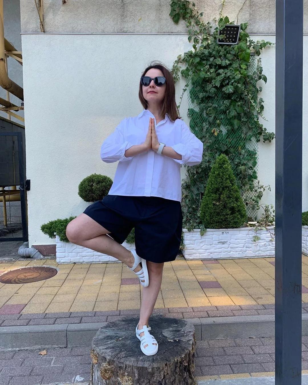Звезда «Универа» Валентина Рубцова ведет здоровый образ жизни