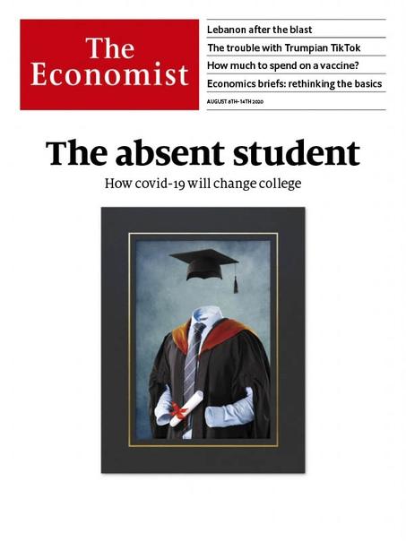 The Economist LA 08.8.2020