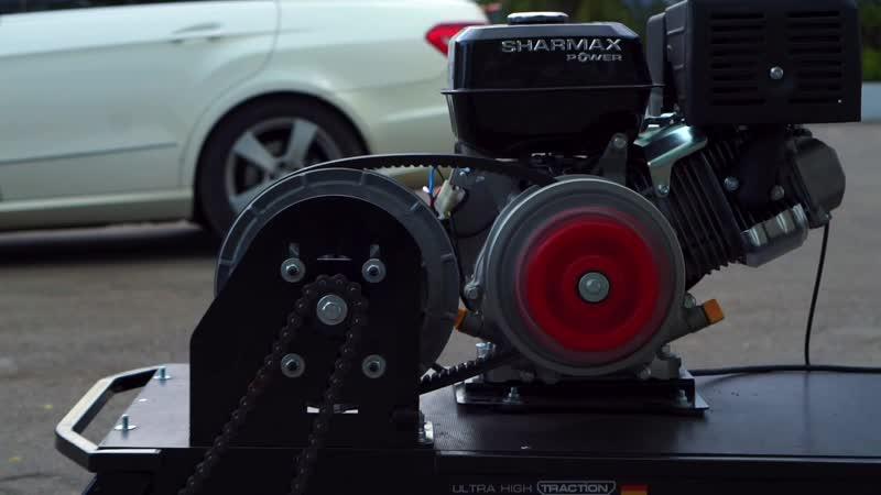 Мотобуксировщик Shramax SH 500