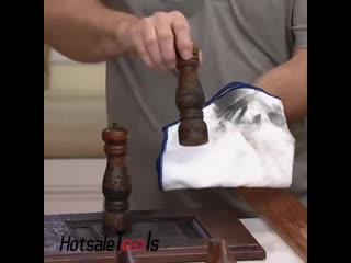 Средство для обновления древесины с приятным ароматом WoodClean