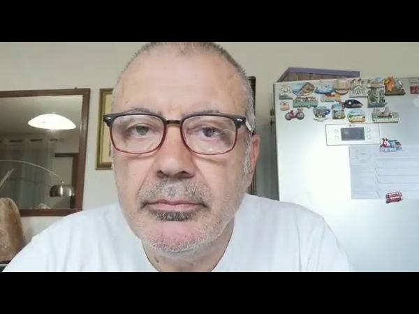 Giorgia Meloni Fabrizio affetto da sclerosi multipla manda questo messaggio a Conte