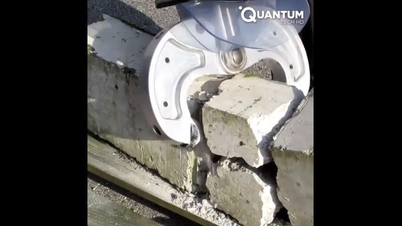 Дробилка для бетона