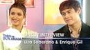 Liza Soberano Enrique Gil | TWBA Uncut Interview