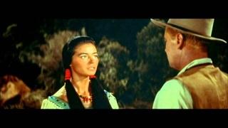 MARISA PAVAN en TAMBORES DE GUERRA (1954) Vose