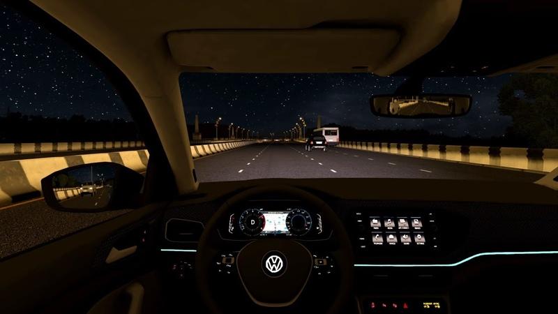 Сити Кар Драйвинг - Volkswagen T-Cross