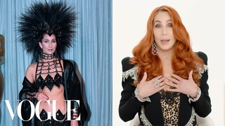 Cher Breaks Down 22 Looks From 1965 to Now Life in Looks Vogue