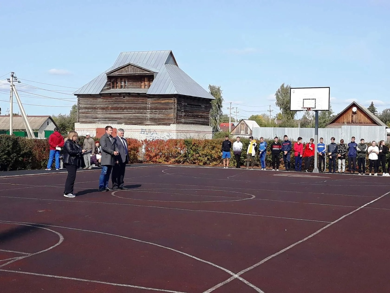 В Петровске начался приём норм ГТО