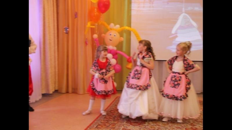 выпускной в детском саду видео №3