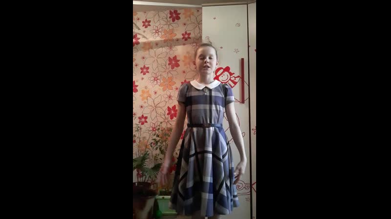 Шабунина Анастасия 5 б Юлия Друнина Зинка