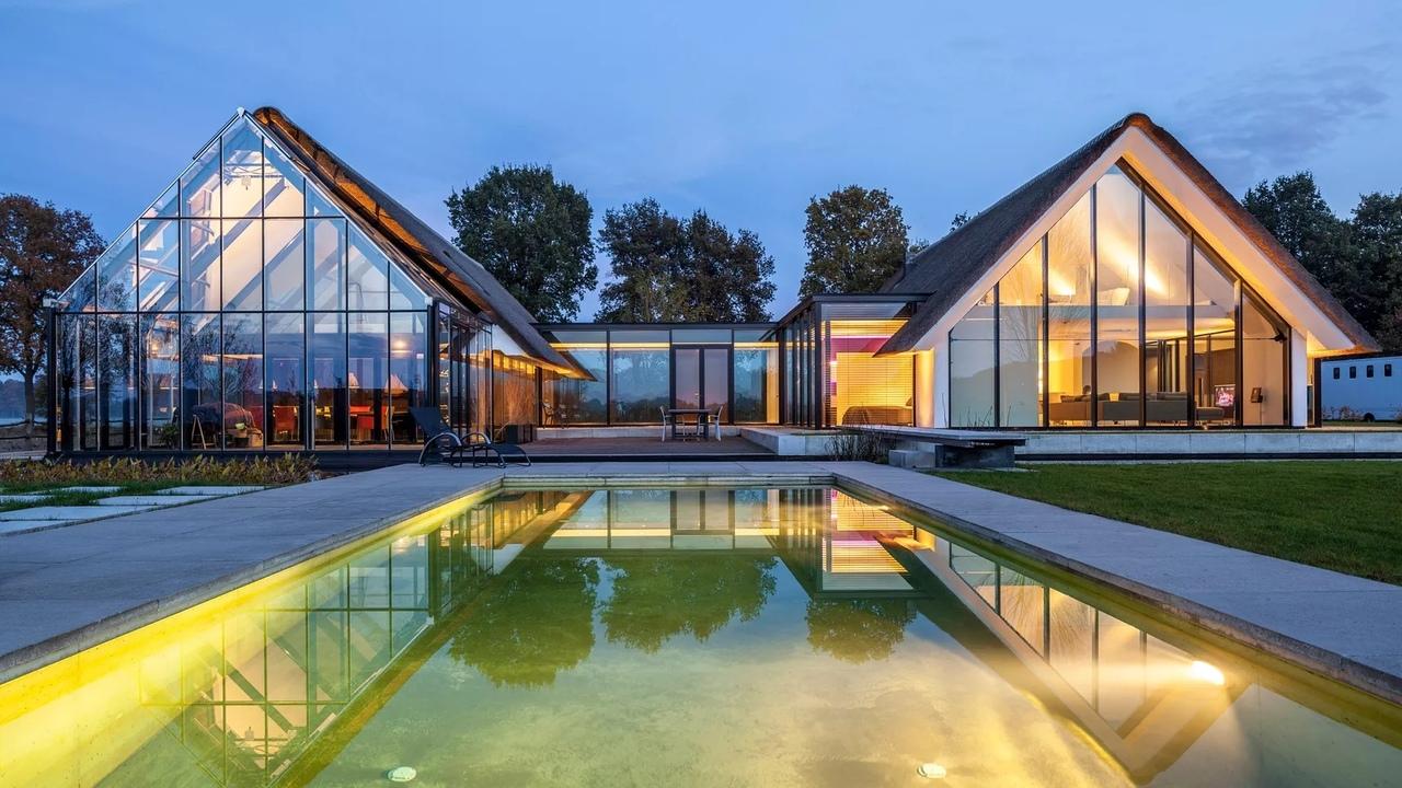 Modern Countryside Villa, Нидерланды.