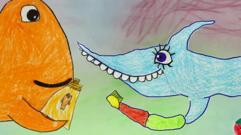Про акулу и кита Номинация Лучший анимационный фильм