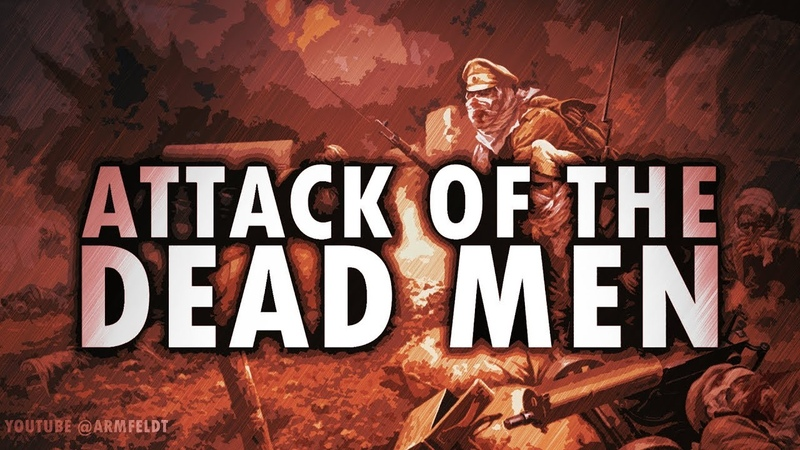 Sabaton The Attack of the Dead Men History Version Lyrics
