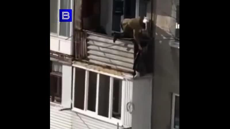 Житель Уфы в одиночку провел операцию по спасению кота