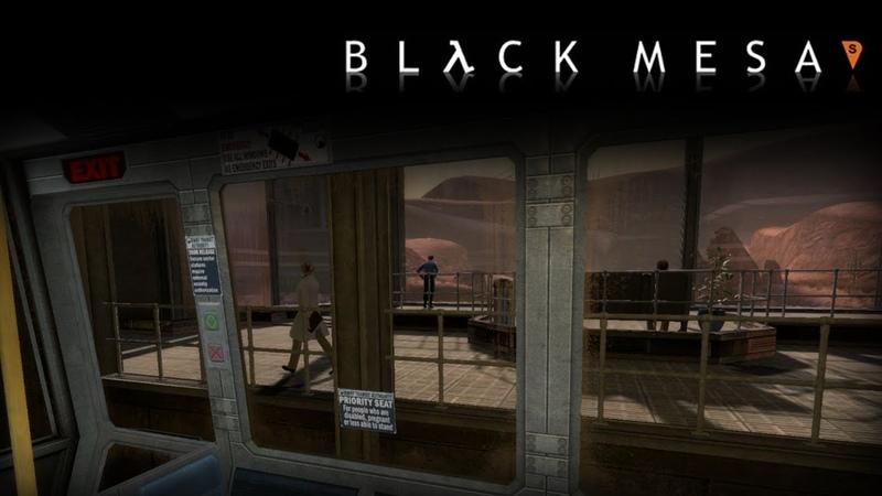 Black Mesa Inbound Opening Credits