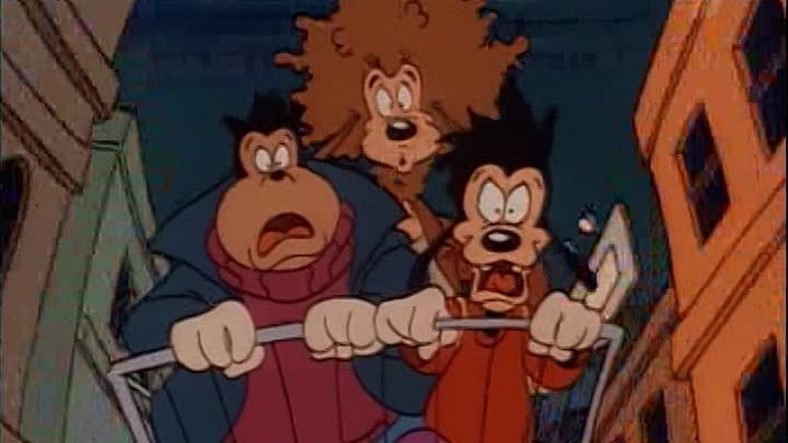 Гуфи и его команда мультики E45 Диснеевские мультфильмы