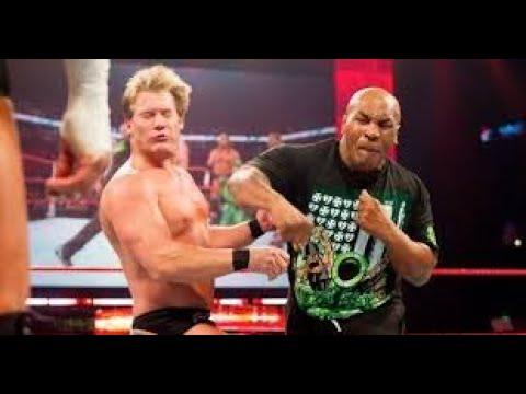 MIKE TYSON FFIGHT IN WWE 2020