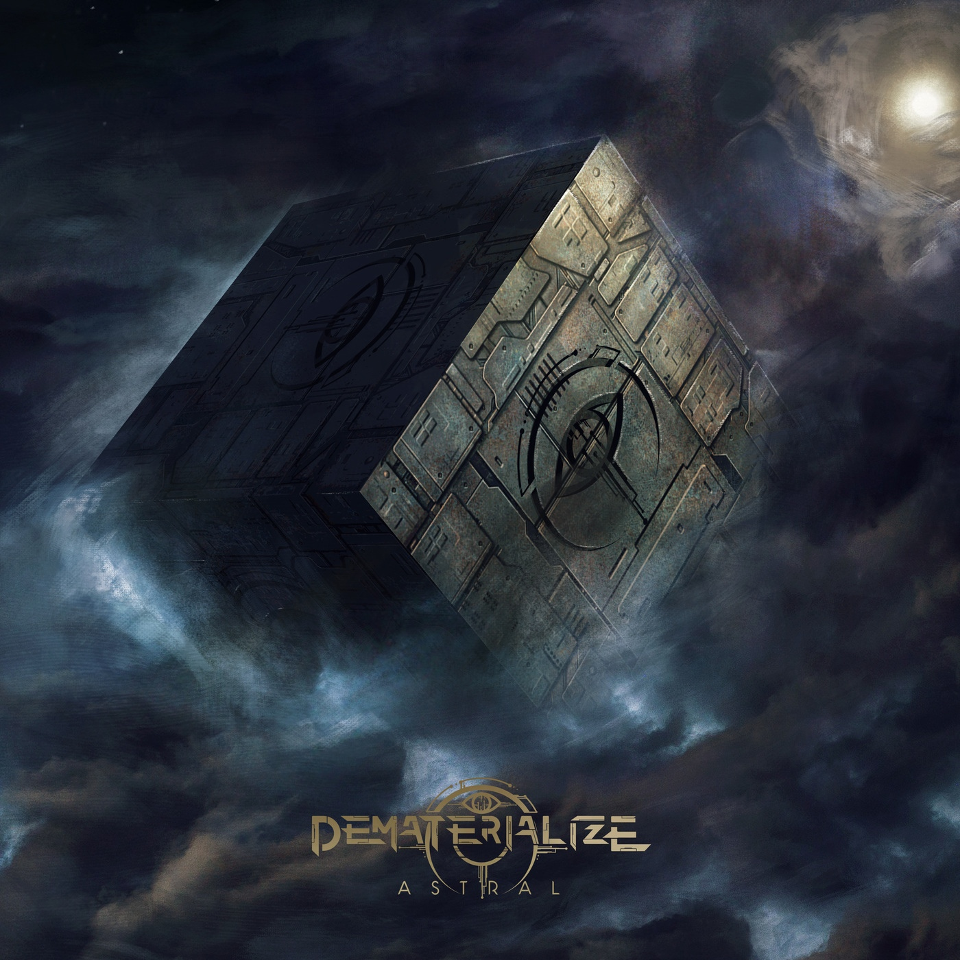 Dematerialize - Transcendence [single] (2020)