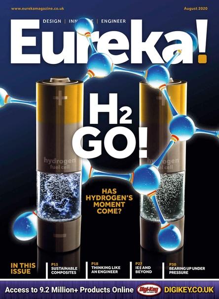 Eureka Magazine - August 2020 UserUpload.Net