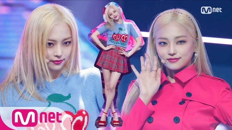 [YEEUN(CLC) - Barbie] Special Stage | M COUNTDOWN 200702 EP.672