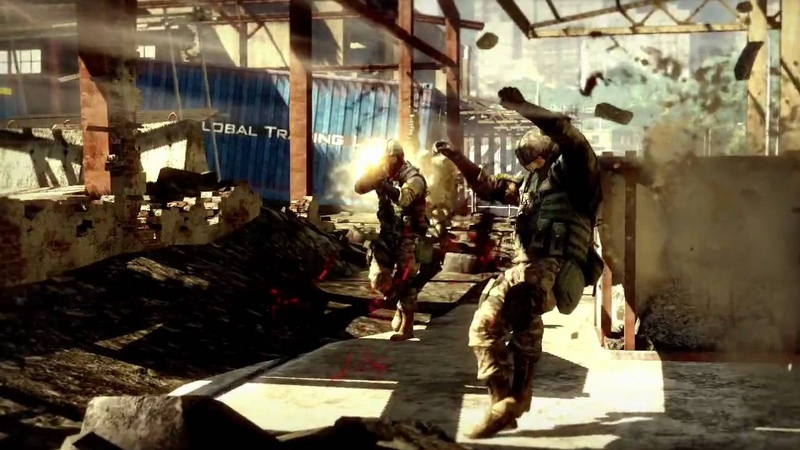 Battlefield Bad Company 2 Launch Trailer