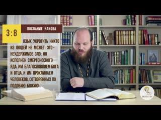 Что должен делать верующий человек, когда слышит мат, священник Павел Островский
