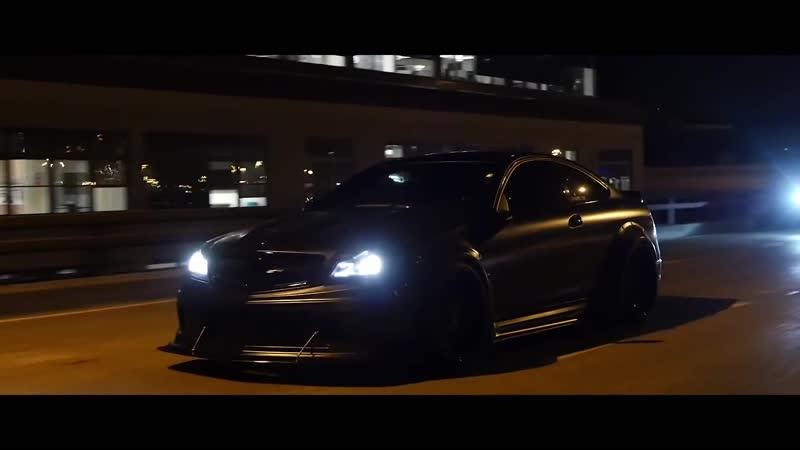 Night Lovell ft. Lil West - Fukk!!CodeRED ⁄ Liberty Walk C63 AMG