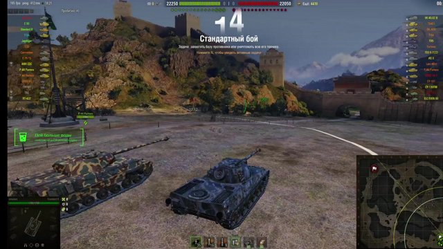 Яркий момент karantin time HALF LIFE in ISOLATION day 23nd pr 2 FRONTLINE gameplay World of Tanks MMA