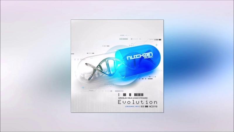 Miroslav Vrlik Dave Steward - Evolution (Original Mix)