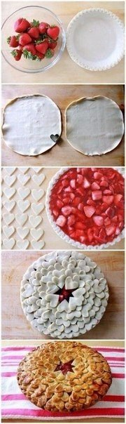 Идеи десертов из клубники дом - здесь находят ответы!