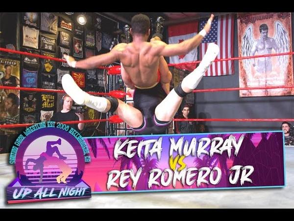 [My1] Full Match Keita Murray vs Rey Romero Jr